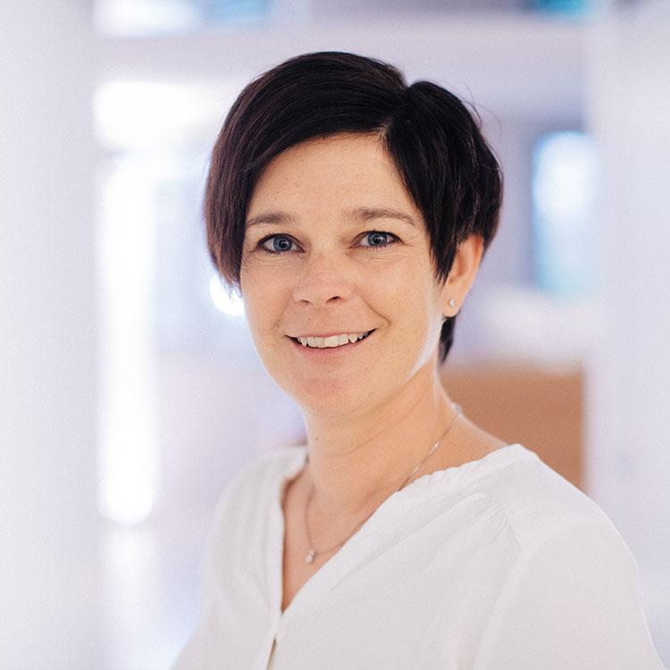 Rike Michels Augenklinik | Andrea Portmann, Diplomierte Orthoptistin